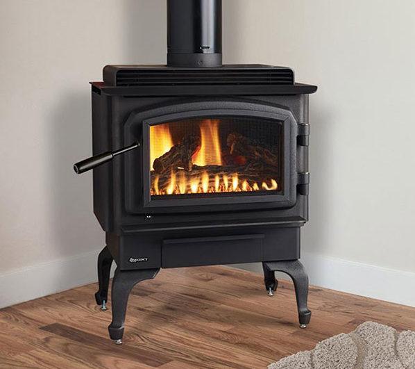 Gas stove installation in Berryville VA