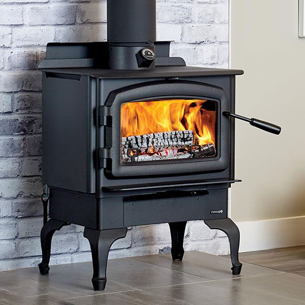 Wood Burning stove installation in Harpers Ferry WV