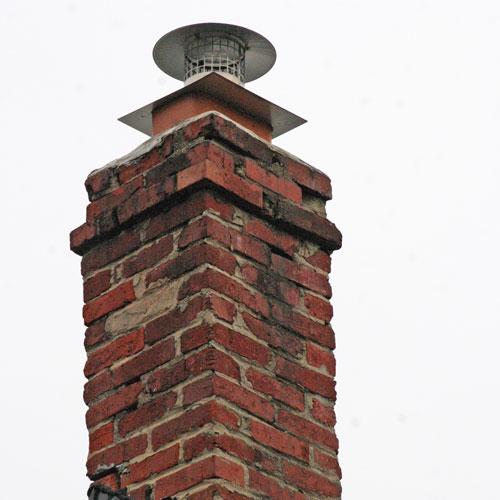 chimney water damage & chimney masonry repair in Winchester VA