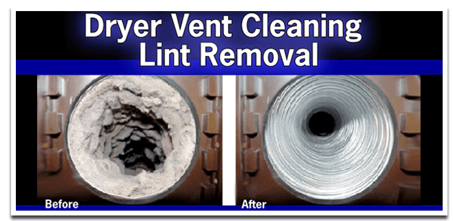 dryer vent cleaning in Hagerstown MD