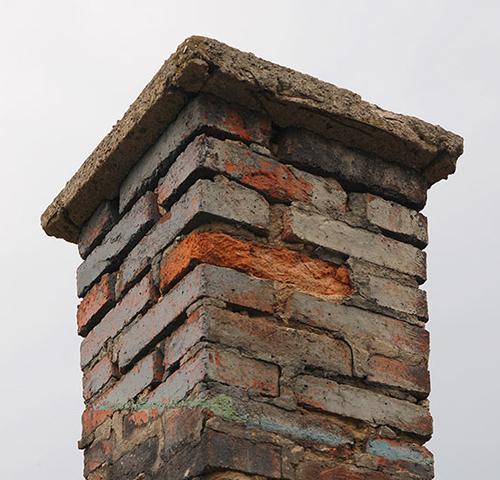 chimney leak repair in Harpers Ferry WV