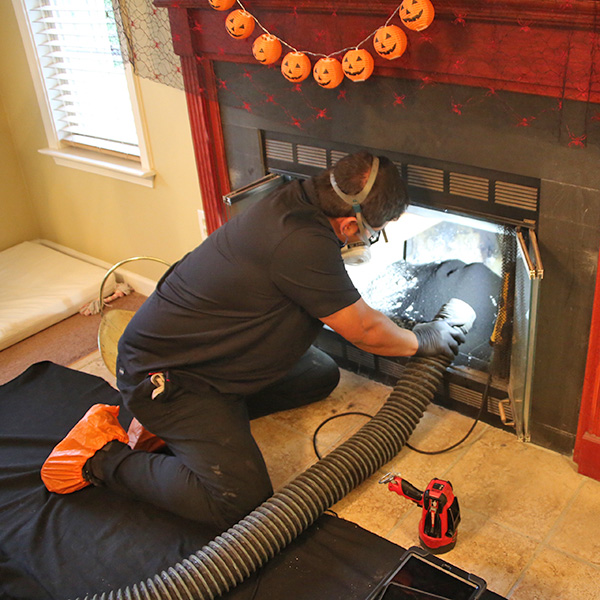 Chimney sweep & Chimney cleaning in Harpers Ferry WV