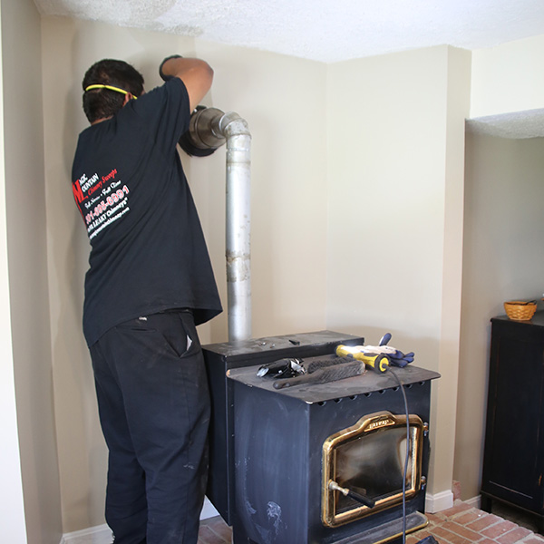 wood burning stove service in Emmitsburg MD