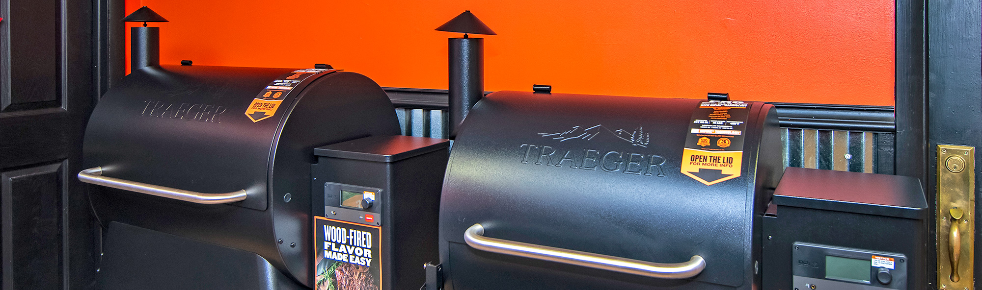 traeger grills for sale